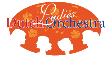 Logo Dutch Ladies Orchestra